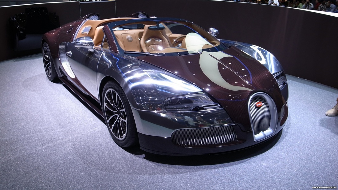 bugatti veyron w16 speed - photo #12